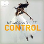 MEGARA/DJ LEE - Control (Front Cover)