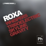 ROXA - Triboelectric EP (Front Cover)