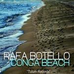 BOTELLO, Rafa - Conga Beach (Front Cover)