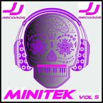 VARIOUS - Minitek Vol 5 (Front Cover)