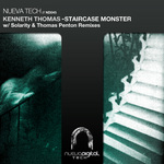 THOMAS, Kenneth - Staircase Monster (Front Cover)