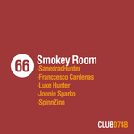 SANEDRACHUNTER/JONNIE SPARKO/SPINNZINN - Smokey Room (Front Cover)