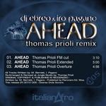 DJ EBREO/IRO PAGANO - Ahead (Thomas Prioli remix) (Front Cover)
