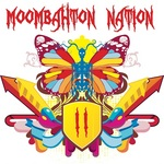 VARIOUS - Moombahton Nation II (Front Cover)