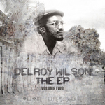 WILSON, Delroy - The EP Vol 2 (Front Cover)