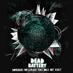 DEAD BATTERY - Homesick For A Place That Does Not Exist (Front Cover)