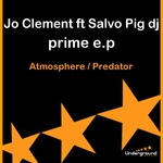 CLEMENT, Jo feat SALVO PIG DJ - Prime (Front Cover)