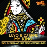 LUYO/DJ ERMI - My King (Front Cover)