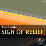 LENTINI, Alex - Sigh Of Relief (Front Cover)