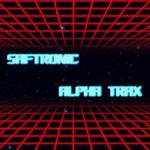 SAFTRONIC - Alpha Trax (Front Cover)