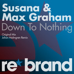 SUSANA/MAX GRAHAM - Down To Nothing (Front Cover)
