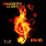 ZETA, Francesco - Burn Me EP (Unmistakable Sampler 3) (Front Cover)