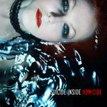 SUICIDE INSIDE - Homicide (Front Cover)