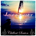 VARIOUS - Asia Sunset Chillout Session (Front Cover)
