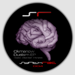 OKMANOW - Dualism EP (Front Cover)