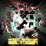 ATOMIC REACTOR - Meltdown (Front Cover)
