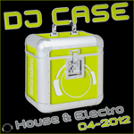 VARIOUS - DJ Case House & Electro (Front Cover)