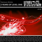 SESTINI, Alessandro - 2 Years Of Level One (Front Cover)