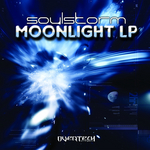 SOULSTORM - Moonlight LP (Front Cover)
