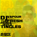 DJ VAPOUR - The Fresh Prince (Front Cover)