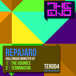 REPAJARO - HOLLYWOOD MONSTER EP (Front Cover)