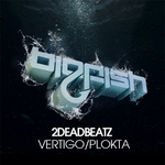 2DEADBEATZ - Vertigo (Front Cover)