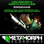 BISHOP, Jon/COSTA PANTAZIS - Endgame (Front Cover)