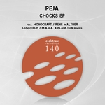 PEJA - Chocks EP (Front Cover)