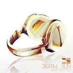 DIGITAL SUN - Bass Blaster (Front Cover)