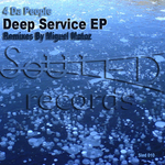 4 DA PEOPLE - Deep Service (Front Cover)
