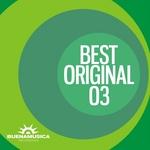 VARIOUS - Best Original 03 (Back Cover)