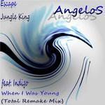 ANGELOS - Escape (Front Cover)