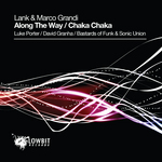 LANK/MARCO GRANDI - Along The Way (Front Cover)