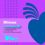 MIMAX - Freestyle EP (Front Cover)