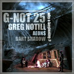 NOTILL, Greg/AEONS/BART SHADOW - Why A Beginning? (Front Cover)