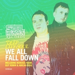 DEEP CITY SOUL feat JACQUI GEORGE - We All Fall Down (Front Cover)