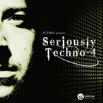 A PAUL/VARIOUS - A Paul Presents Seriously Techno 4 (unmixed tracks) (Front Cover)