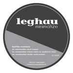 LEGHAU - Minimalize (Front Cover)