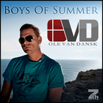 VAN DANSK, Ole - Boys Of Summer (Front Cover)