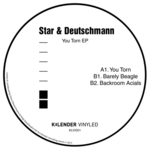 DEUTSCHMANN, Pierre/HOLGI STAR - You Torn (Front Cover)