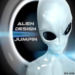 ALIEN DESIGN - Jumpin (Front Cover)