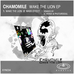 CHAMOMILE - Wake The Lion EP (Front Cover)