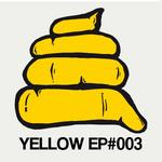 EFF RANN - Yellow EP (Front Cover)