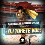 DJ TORETE - VOL 1 (Front Cover)