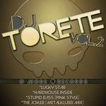 DJ TORETE - VOL 2 (Front Cover)