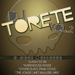 DJ TORETE - VOL 2 (Back Cover)