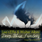 LEE N EFFE/WALTER ALBINI - Deep Blue Sunday (Front Cover)