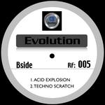 BSIDE - Evolution (Front Cover)