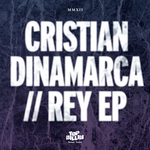 DINAMARCA, Cristian - Rey EP (Front Cover)