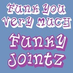 FUNK YOU VERY MUCH - Funky Jointz (Back Cover)